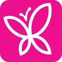 Kosmetická čelenka - Růžová