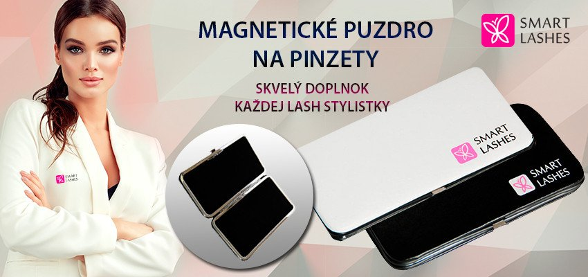 Magnetické puzdro na pinzety