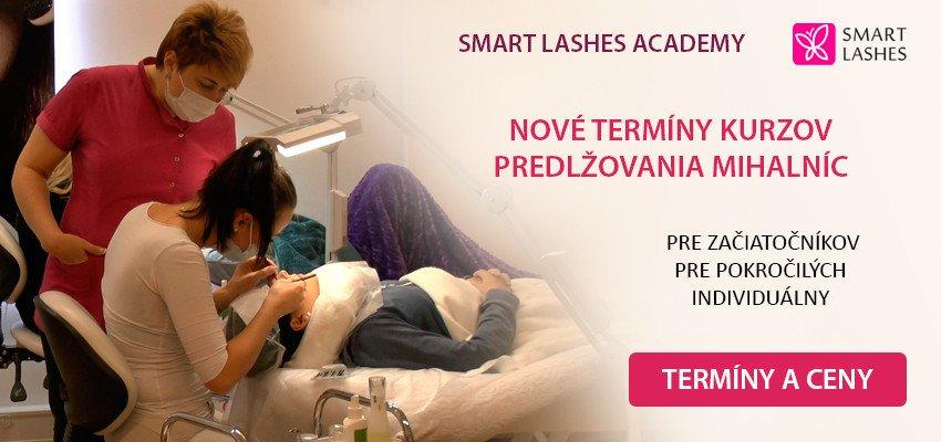 Kurzy Smart Lashes Academy