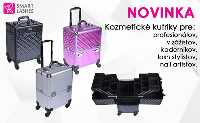 Kozmetické kufríky